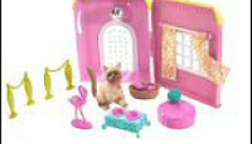Barbie Dream Kitty Condo. Faksimile fra Mattel.com