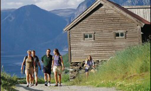 Økoturisme er en økende trend. Turer i den norske fjellheimen er perfekte eksempler. Foto: Pål Bugge/Innovasjon Norge