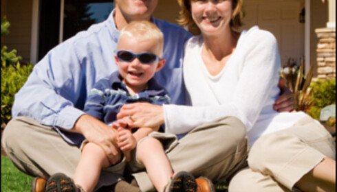 Mange førstegangsetablerere  håper på et fall boligprisene. Foto: iStockphoto.com