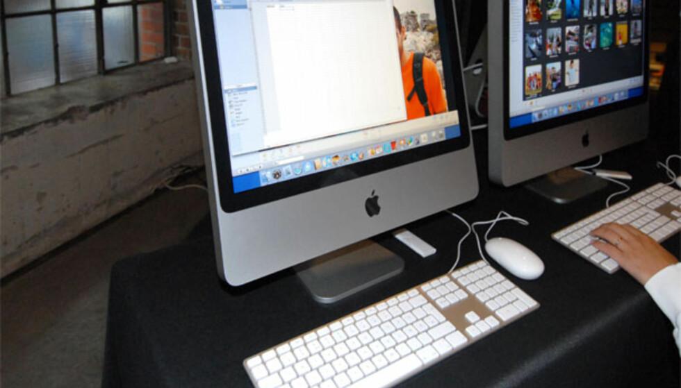 Apple-hvitt er ute!