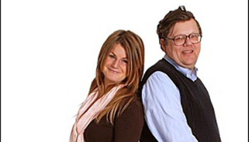 Katrine Seim (til venstre) har gjort kometkarriere i finn.no. Illustrasjonsfoto: Finn.no