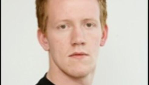<i>Leder for Norsk Studentunion Per Anders Torvik Langerød</i>