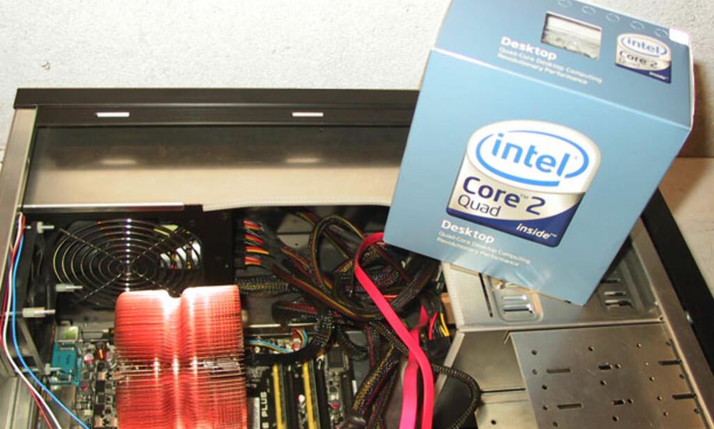 image: 4-kjerners prosessor - mye å hente?
