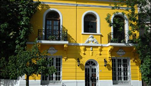 Fra Palermo Viejo, en populær bydel.
