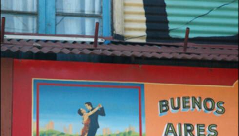 Fra Boca - et av de nye satsningsområdene for boligkjøpere i Buenos Aires.