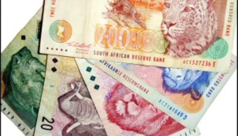 I Zimbabwe ventes en skyhøy inflasjon. <i>Illustrasjonsfoto: Sør-Afrikanske Rand av John Gardiner</i><br />  Foto: sxc/John Gardiner
