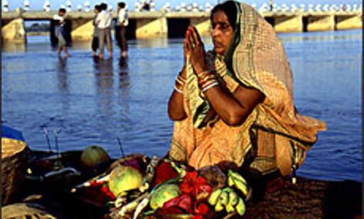Fremmede lukter, lyder og levesett. India! Foto: Department of India, Government of India