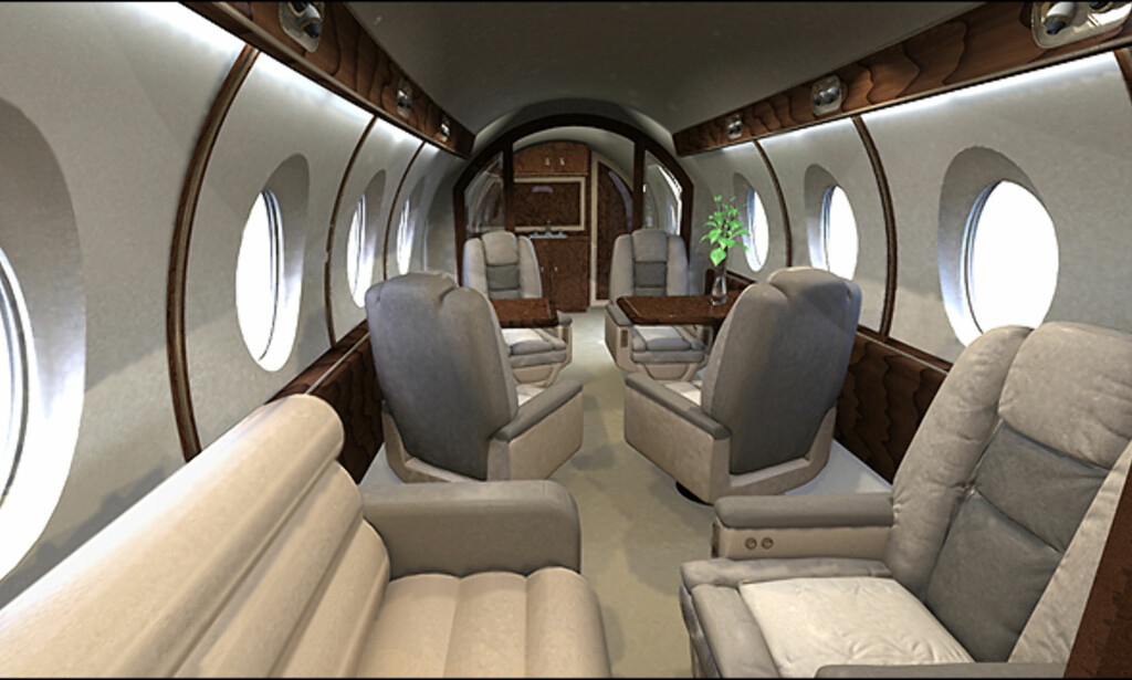 © Copyright Supersonic Aerospace International, LLC (SAI). Lockheed Martin Design QSST Program Data. All Rights Reserved.