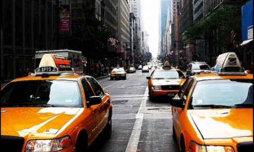 image: De verste taxi-sjåførene