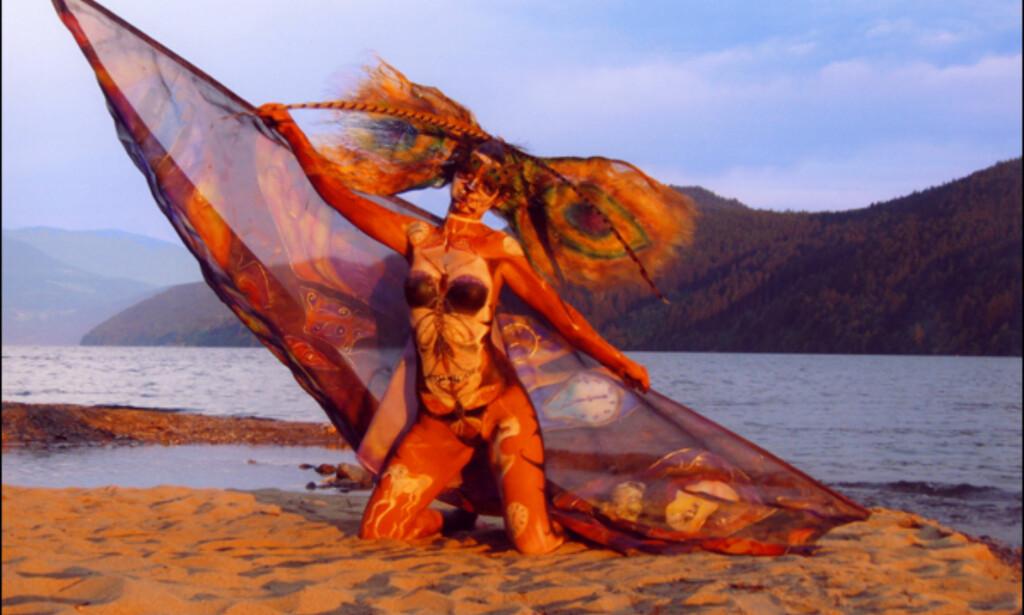 Foto: World Bodypainting Festival