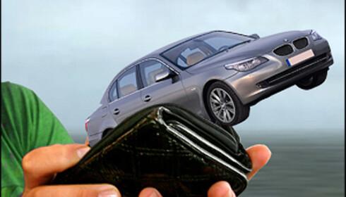 Det er vanskelig, eller nesten umulig, å flytte et billån. <i>Illustrasjonsbilde: Per Ervland.</i>