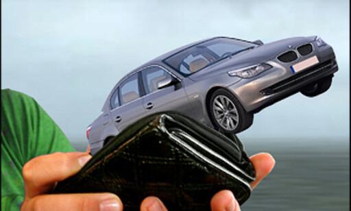 Det er vanskelig, eller nesten umulig, å flytte et billån. Illustrasjonsbilde: Per Ervland.