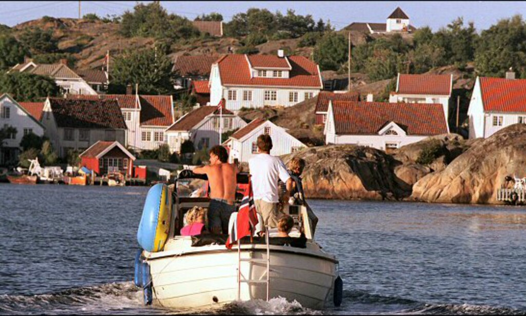 Sørlandets hovedstad trekker mange turister om sommeren. Foto: Anders Martinsen/Inspirasjon Sørlandet