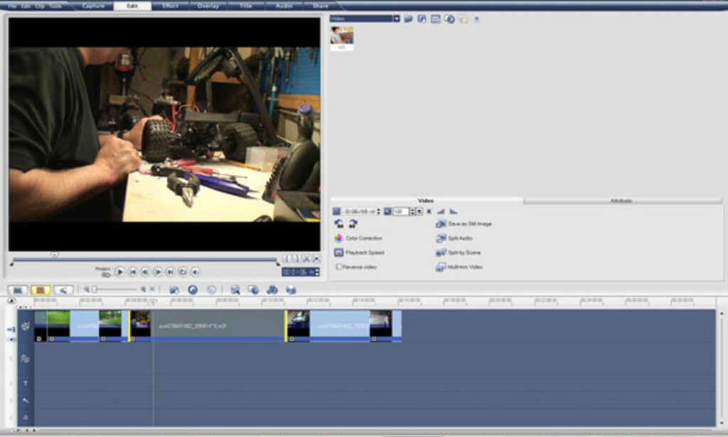 image: AVCHD - kompakt videoformat, men tungt