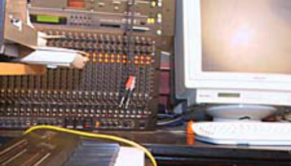 PCen som musikkinstrument