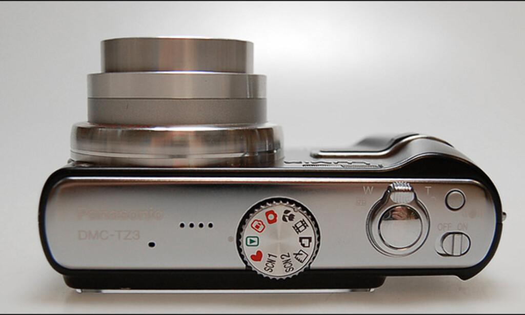 image: Panasonic Lumix DMC-TZ3