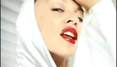 Kylie Minouge er mange menns våte drøm.