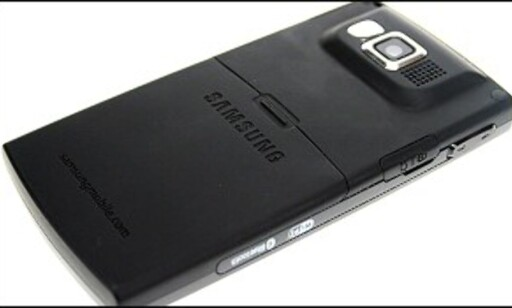 image: Samsung SGH-i600