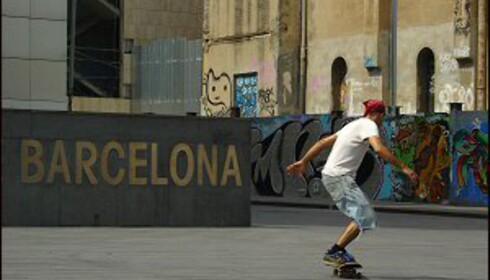 Barcelona har alt - kultur, kunst, nattliv, shopping og strand. Foto: Cecilia Alvarez