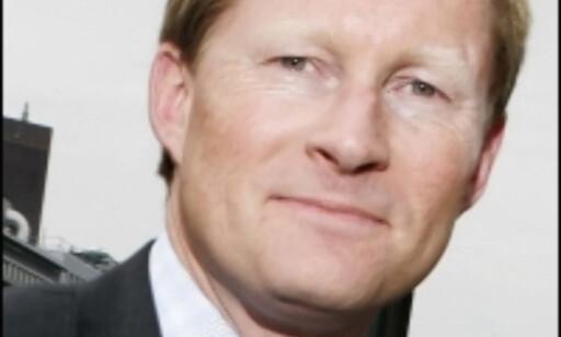 Administrerende direktør Lasse Ruud i VFF