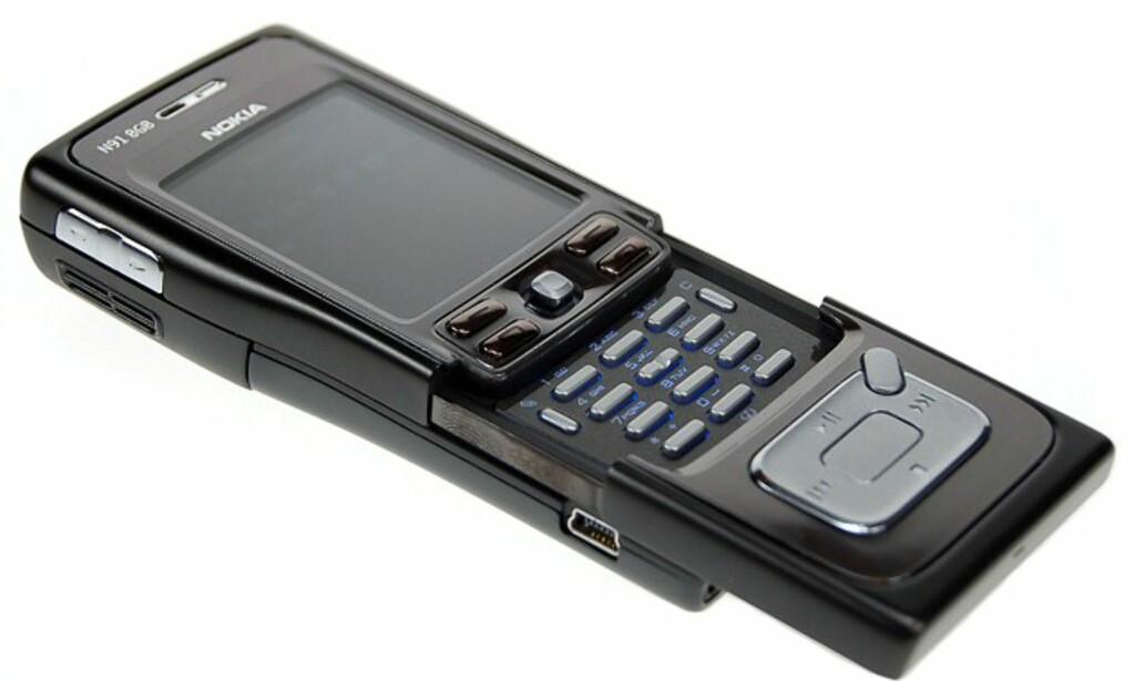 image: Nokia N91 8GB