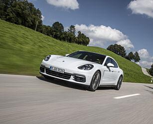 image: Er Porsche Panamera best i verden?