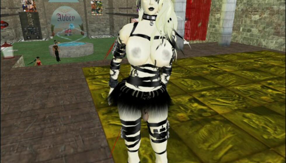 Skjermbilder fra Second Life
