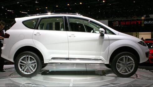 SUV-konsept fra Seat