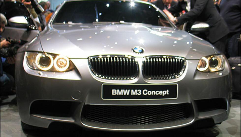 BMW M3 Concept.