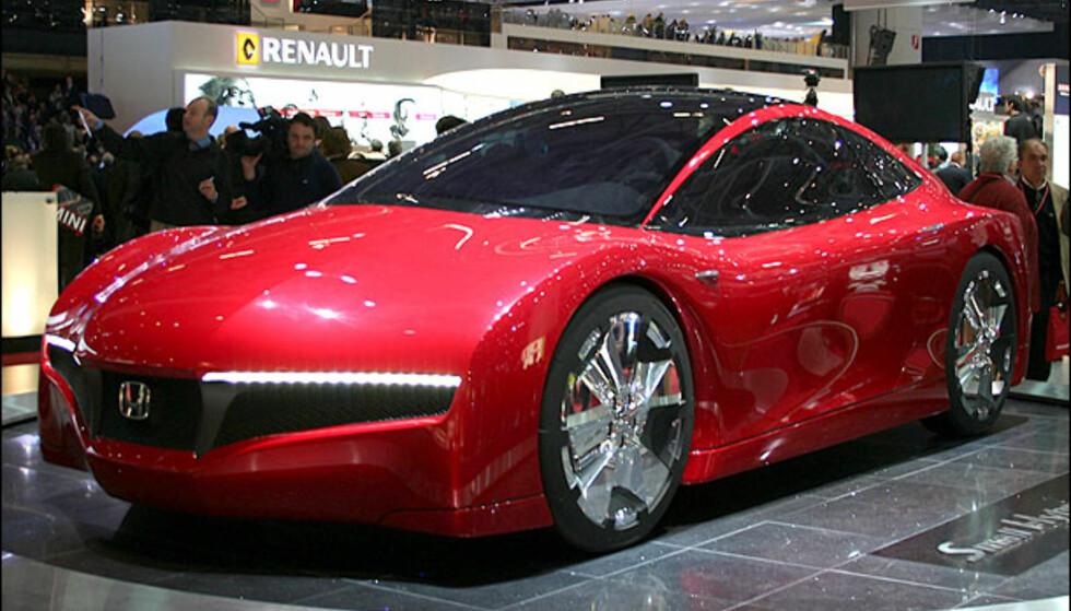 Honda Sporthybrid.
