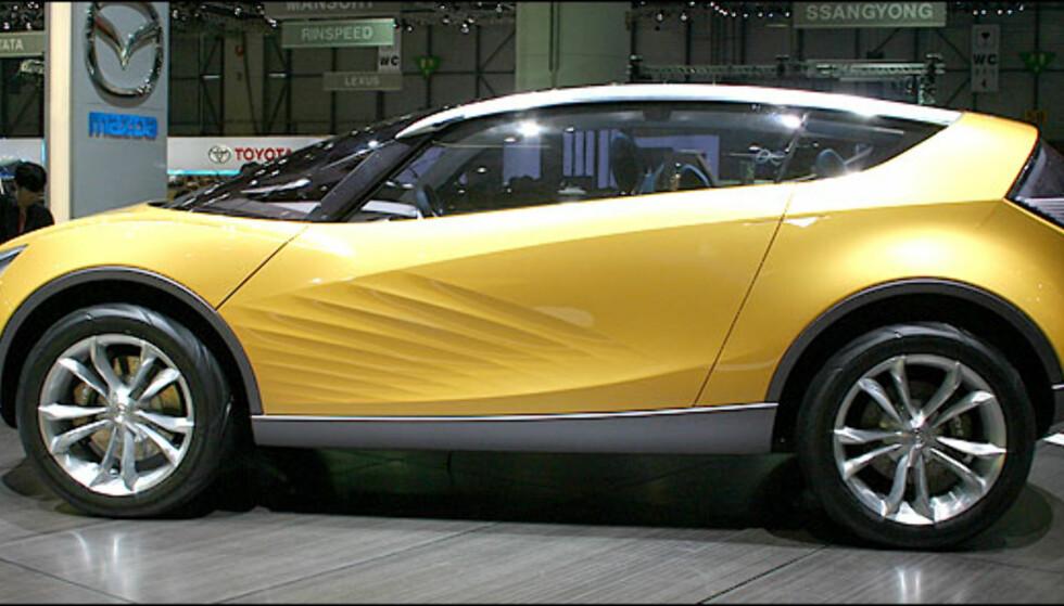 Mazda Concept.