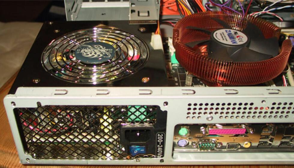 Vi bygger stuePC med HD DVD