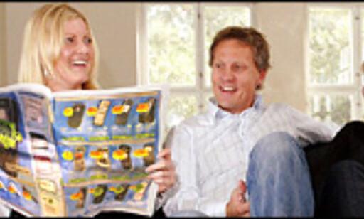 Også moderne familiestrukturer kan få nytte av  familieabonnementene. Illustrasjon: Per Ervland