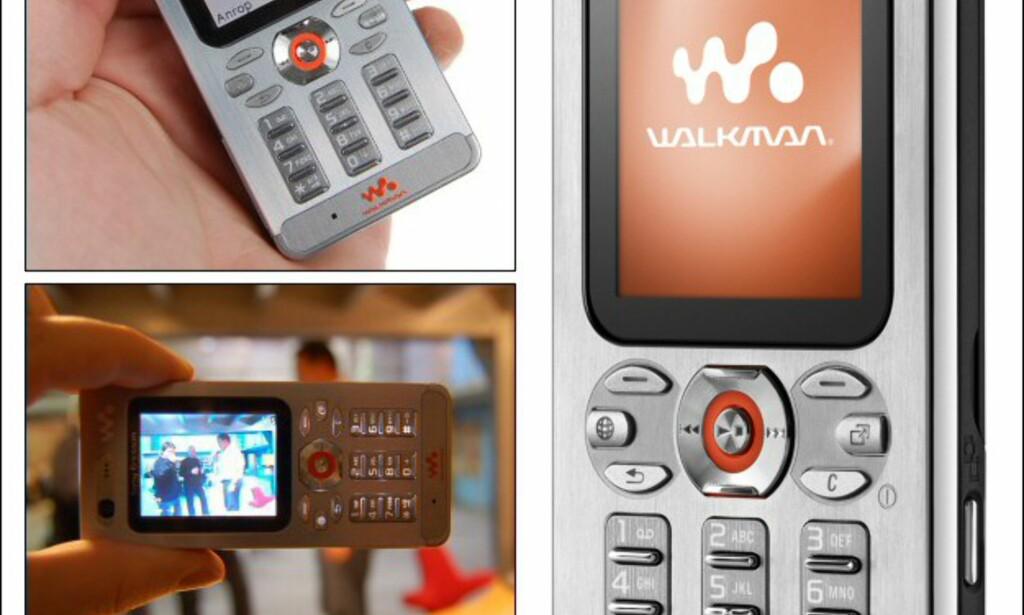 image: Sony Ericsson W880i