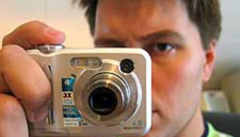 Digitale kameraer