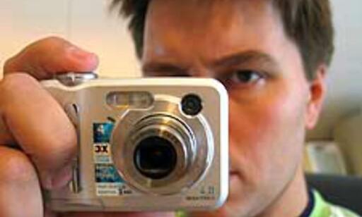 image: Digitale kameraer