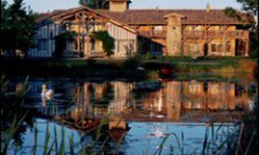 Landlig romantikk i Bordeaux. Foto: Les Sources de Caudalie