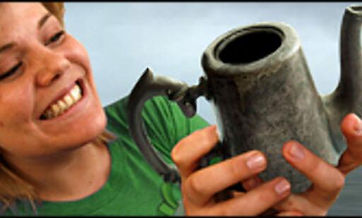 Har du gjort et gullfunn? Husk at du kan kreve finnerlønn! Foto: Per Ervland.