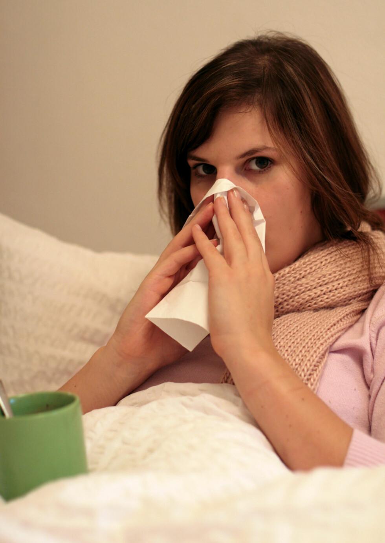 Slik takler du influensaen