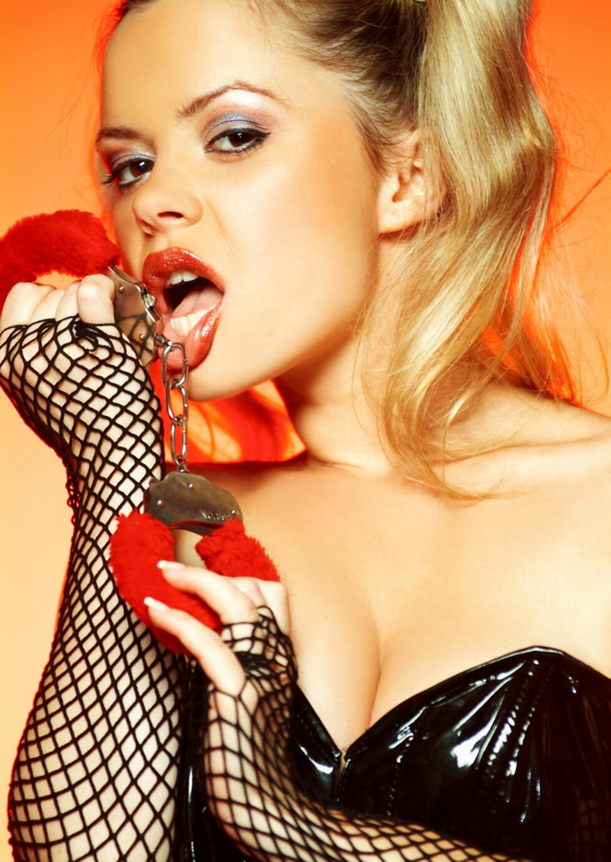 Kinky sex på moten