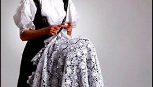Tradisjonelt håndarbeide. Foto: koniakow.com