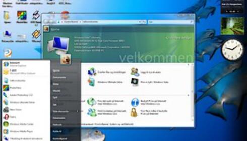Windows Vista: Hva vi hater og elsker
