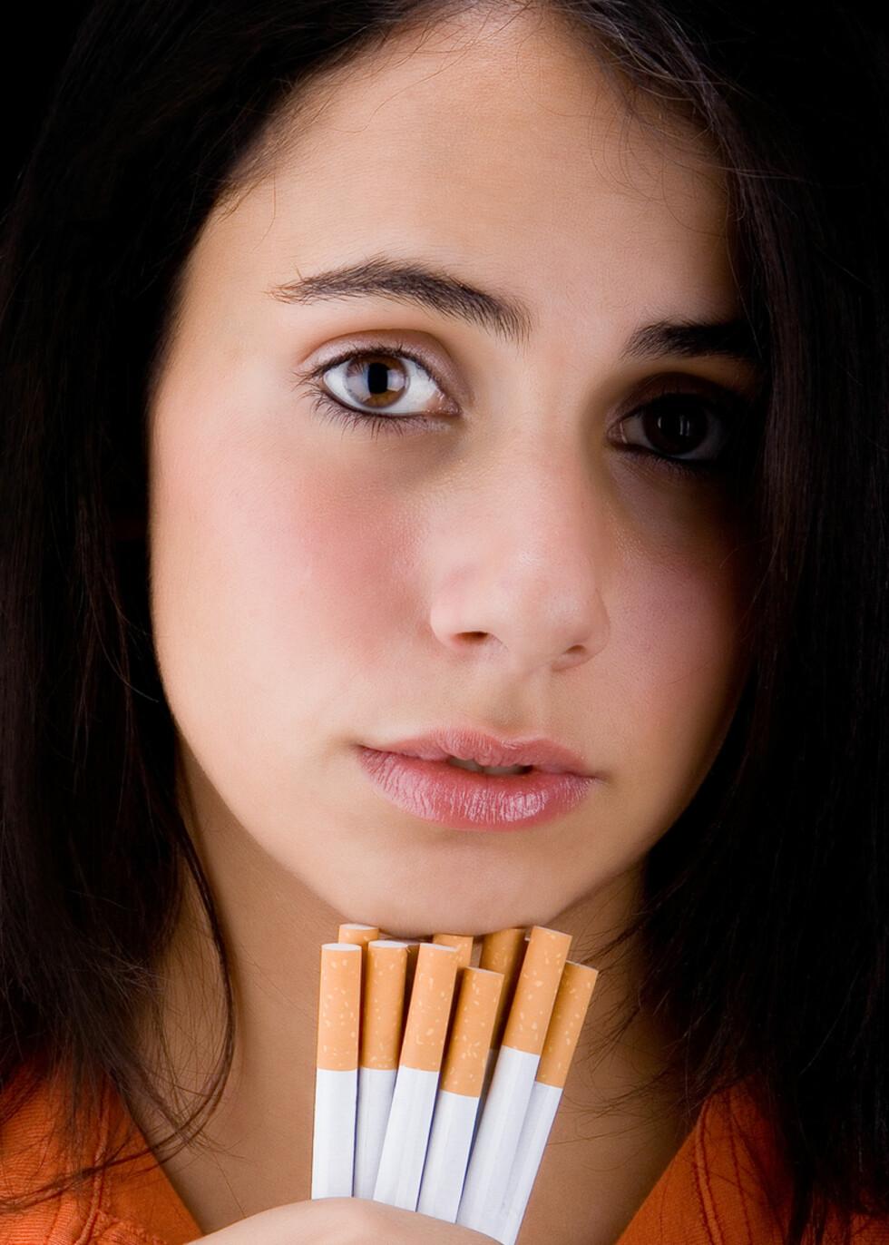 Nytt røykemiddel kan ha god effekt