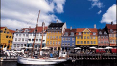 Nyhavn er en av Københavns perler. Foto: Wonderful Copenhagen Foto: Wonderful Copenhagen