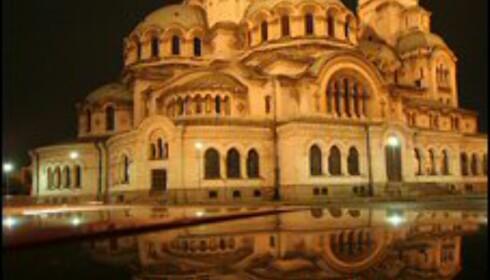 Nevskikatedralen i Sofia er en av byens vakre kirkebygg. Foto: Bulgaria Travel