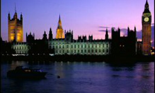 Westminster bør du få med deg, mener Alison. Foto: Britain on View