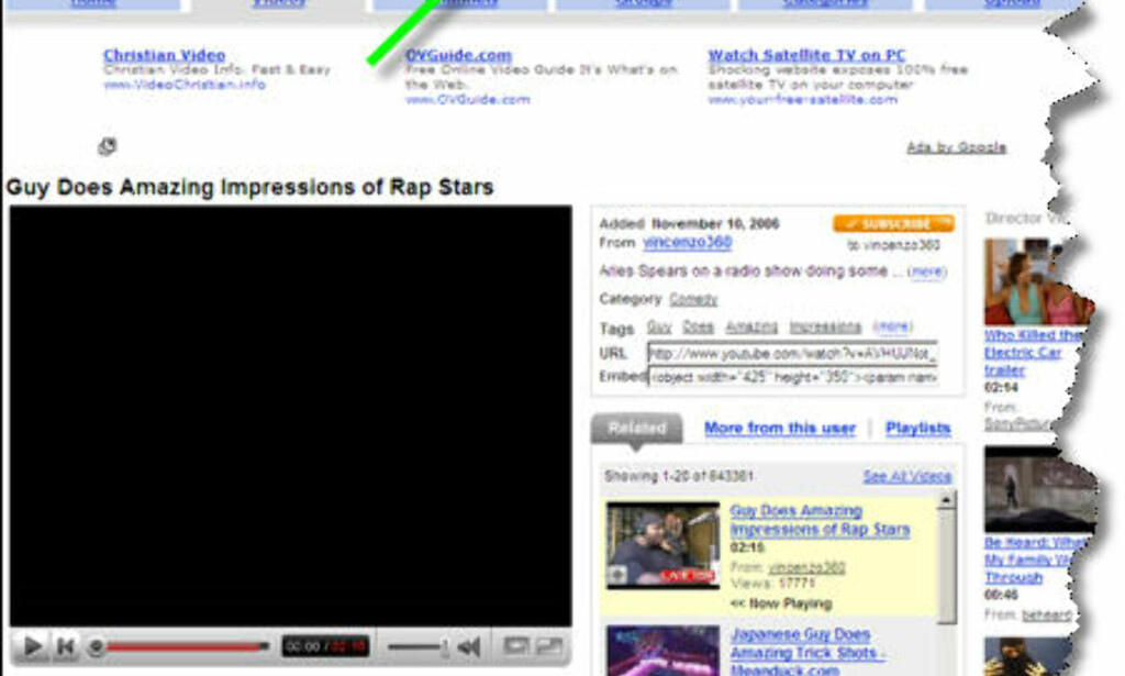 Imponerende prestasjon, forresten: http://www.youtube.com/watch?v=AVHUJNot_0E