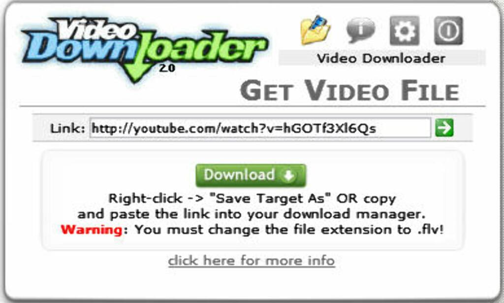 image: Slik lagrer du YouTube-filmer på harddisken!