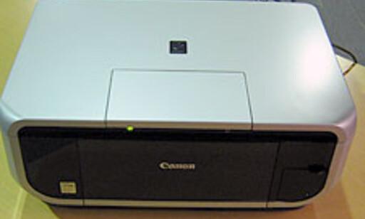 image: Canon PIXMA MP600