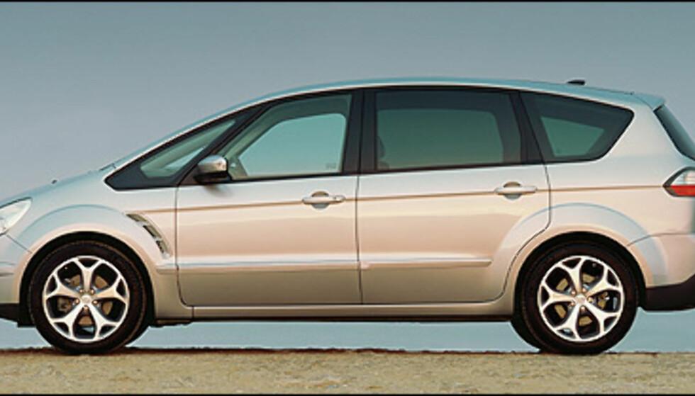 Store bilder av Ford S-Max
